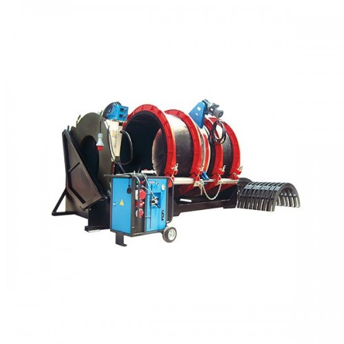 Аппарат для стыковой сварки пластиковых труб Turan Makina AL 1600