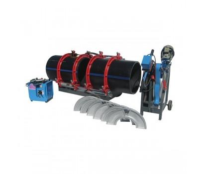 Аппарат для стыковой сварки пластиковых труб Turan Makina AL 630