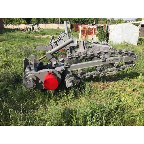 Баровая установка ЭТЦ-1609