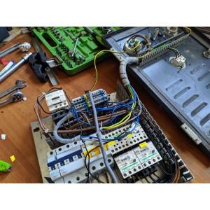 Ремонт и обслуживание аппаратов для стыковой сварки.