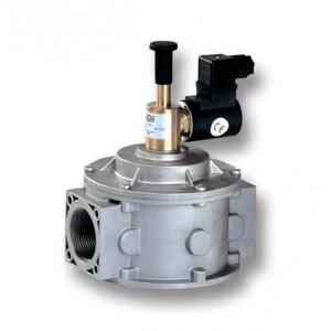 Газовый клапан норм-откр.  (6 бар) резьбовой MADAS (ДУ 15 - 50)