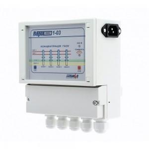 Сигнализатор газа Варта 1-03 220V