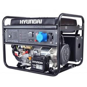 Бензогенератор Hyundai HHY 9000FE (6 кВт)