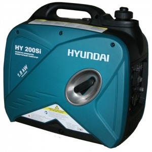 Бензогенератор Hyundai HY 200Si (2 кВт)