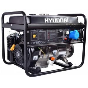 Бензогенератор Hyundai HHY 7000FE (5 кВт)