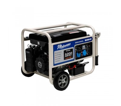 Бензогенератор MALCOMSON ML6150‐GE1 (5 кВт)