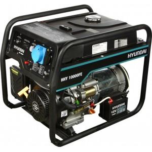 Бензогенератор Hyundai HHY 10000FE (7 кВт)