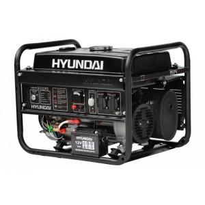 Бензогенератор Hyundai HHY 3000FE (3 кВТ)