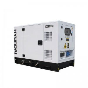 Дизельный генератор Hyundai DHY (10 - 95 кВТ)