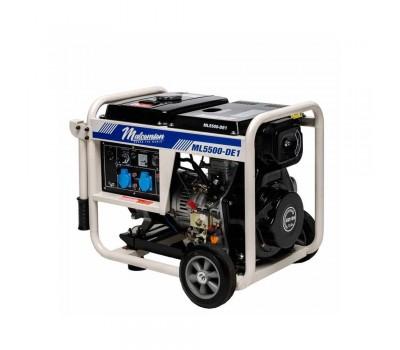 Дизельный генератор MALCOMSON ML5500‐DE1 (5 кВТ)