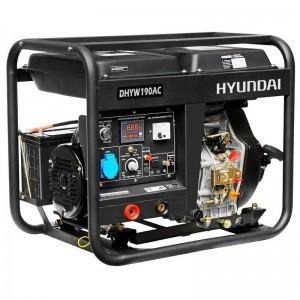 Дизельный генератор Hyundai DHYW 190 AC (3 кВТ)