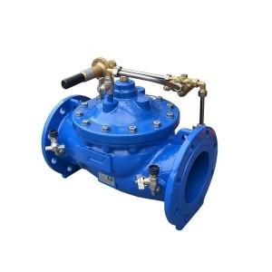 Регулятор давления T.I.S М3200/М3100 (ДУ 50 - 800)