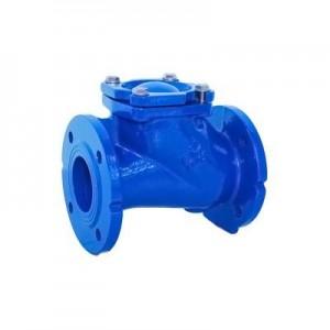 """Обратный клапан для канализации """"TIS"""" (ДУ 50 - 500)"""