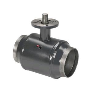 Кран под приварку  под электропривод Danfoss JiP (ДУ 150 - 600)
