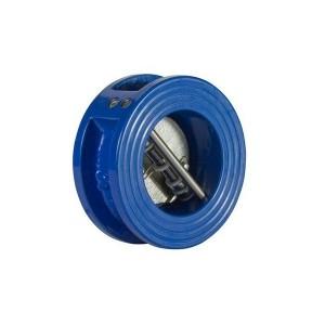 Клапан обратный двухлепестковый (ДУ 40 -400)