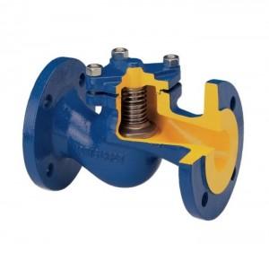 Клапан обратный пружинный Zetkama (ДУ 15 - 300)