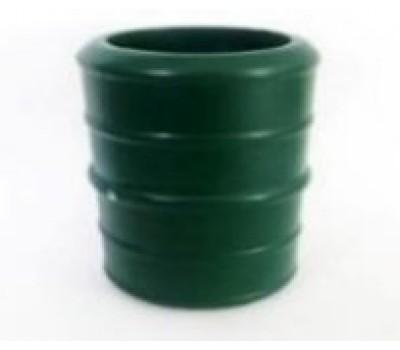 Патрубок соединительный для раструбных труб ПВХ ДУ 100 (4'')