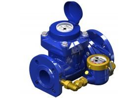 Счетчик для воды комбинированный GROSS WPVD-UA (ДУ 50 - 200)
