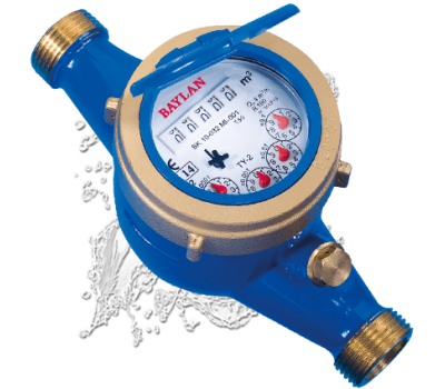 Счетчик для воды мокроход BAYLAN TY-2