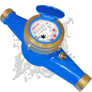 Водомер мокроход BAYLAN TY-3 ДУ 25