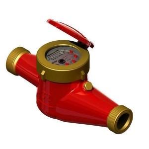 Счетчик горячей воды GROSSWASSER MTK - UA (ДУ 25 - 50)
