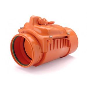 Обратный клапан ПВХ (ДУ 110 - 400)