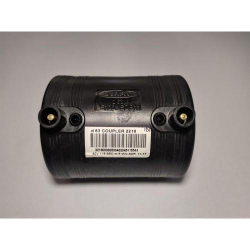 Терморезисторная муфта PE100 SDR 11 (ДУ 20 - 630)