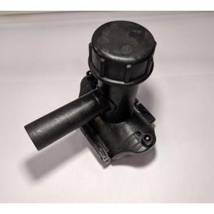 Седло для врезки под давлением терморезисторный PE100 SDR 11 (ДУ 40 - 315)
