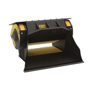 Дробильный ковш MB-L120 S2 (для техники от 2.8 до 12 тонн)